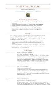 Instructional Design Resume Instructional Design Resume Barca Fontanacountryinn Com