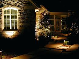 waterproof outdoor led garden spike spot light flood low voltage spotlights lamps