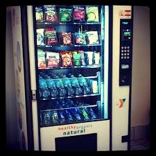 Vending Machines For Gyms Adorable ReVamped