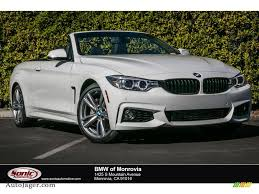 BMW Convertible bmw 4 series convertible white : 2016 BMW 4 Series 435i Convertible in Alpine White - A41533 | Auto ...