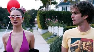 Image result for under the silver lake, official site