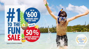 Carnival No 1 To The Fun Sale On Now Hot Deals Itravel