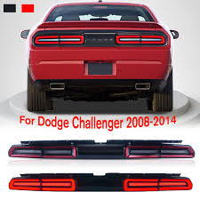 Challenger Sequential Lights Vland Led Tail Light Lamp For Dodge Challenger 2008 2014 W Sequential Indicator