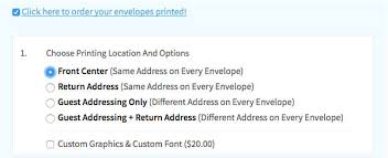 How To Order Envelope Addressing Services From Lci Paper