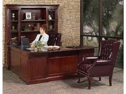 executive l shaped office desk r rtn kes 057 desks photo of with regard to hutch decor 6