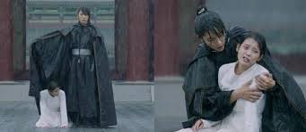 Image result for moon lovers scarlet heart ryeo episode 11
