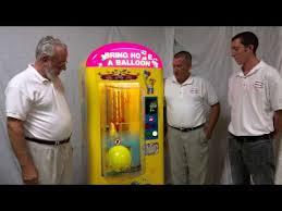 Helium Balloon Vending Machine Awesome Download UP UP AWAY BALLOON VENDING MACHINE PLAYS POKEMON MUSIC