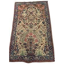 beautiful persian lavar kerman tree of life oriental rug or tapestry 2 3 x
