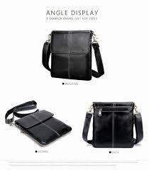 Man Cross Body Bag Designer Vormor Leather Men Bag Fashion Leather Crossbody Bag Shoulder Men Messenger Bags Small Casual Designer Handbags Man Bags