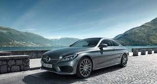 Instantly thrilling: The new Mercedes-Benz C-Class Coupé.