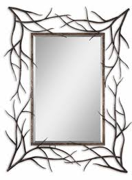 Decorative Mirror Groupings Hand Forged Mirror Frame Home Accents Mirrors All Mirrors