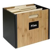 Box Files Decorative Amazon GUS Decorative Office File Box For Letter Size 40