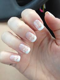 Elegant French Manicure Designs 50 French Nails Ideas For Every Bride Bride Nails Lace
