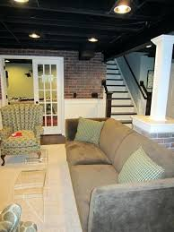 do it yourself basement ceiling ideas dark wood fabric basement ceiling ideas fabric63 basement