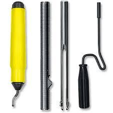 aircraft sheet metal tools. deburring tools aircraft sheet metal
