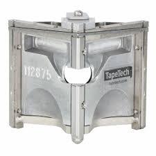 tapetech 2 angle head drywall corner finishing tool 40tt