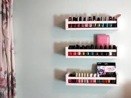 e rack for nail polish