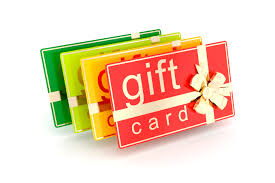 what is gift card images