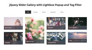 Gallery Design Html 30 Fresh Html Jquery Image Sliders And Carousels Of 2020
