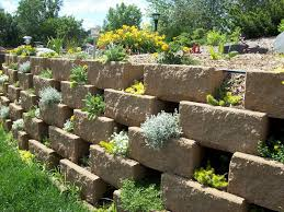 how to make a vertical garden. terracing is another cleaver way to increase a garden area. leaving space in between the how make vertical