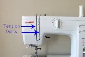 Sewing Machine Tension Discs