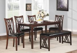 Cherry Wood Kitchen Table Sets 26 Big Small Dining Room Sets With Bench Seating