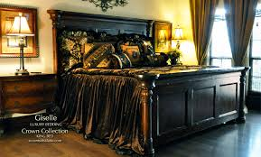 luxury old world bedding