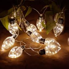 Battery Operated Hanging String Lights