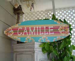 sale 27 inch personalized hibiscus surfboard wall art sign hawaiian wall decor all hand painted custom lots designs 2 sizes on hand painted surfboard wall art with 27 inch personalized hibiscus surfboard wall art sign hawaiian wall