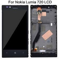 Nokia Lumia 720 LCD Touch Screen ...