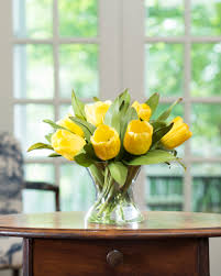 Silk Arrangements For Home Decor Springtime Silk Flowers Refresh Your Home Dccor With Color And New