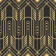 black gold abstract art deco wallpaper pattern on gold art deco wallpaper uk with metallic wallpaper patterns