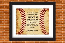 printable baseball art bernie williams