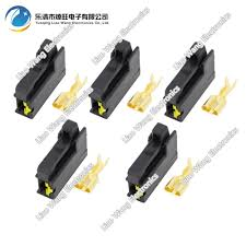 5pcs automobile horn car connector plug wire harness connector with Auto Electrical Harness Connectors 5pcs automobile horn car connector plug wire harness connector with terminal dj7018y 6 3 21 in connectors from lights & lighting on aliexpress com alibaba