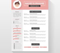 Creative Resume Templates Free Download For Microsoft Word Visual Creative Resume Templates For Resumes Template Microsoft 25