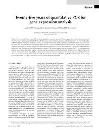 (PDF) VanGuilder HD, Vrana <b>KE</b>, Freeman WMTwenty-five years of ...