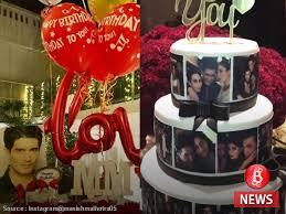 Picture Alert Manish Malhotras Birthday Cake Is All Bollywood And