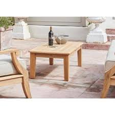 teak outdoor coffee tables patio