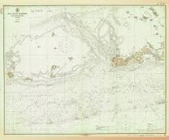 Amazon Com Historical Nautical Chart 584 6 1923 Fl Key