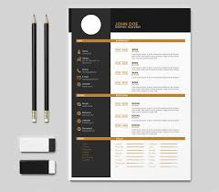 Resumeteste Indesign Cv Download Cool Vita Cs5 Modern Resume ...