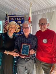 Rotary Honors Fred Eckert with Citizenship Award | Coronado Times