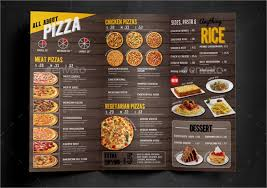 Sample Pizza Menu Template 21 Download Documents In Psd
