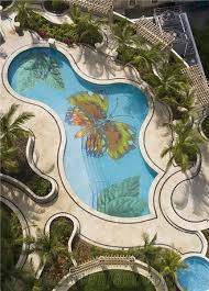 glass pool murals swimming pool coping mosaic