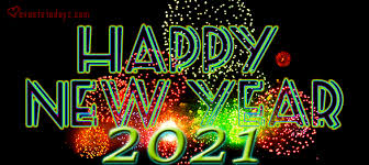 Forecasts, signs, colors, dishes, how to celebrate. Happy New Year 2021 Gif Animations With Wishes