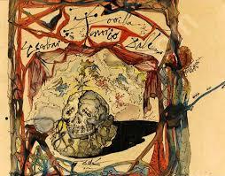 salvador dali s painting de don juan tenorio which was stolen from