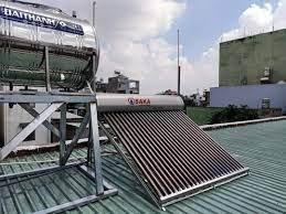 Osaka phủ sóng... - Sửa máy nước nóng năng lượng mặt trời