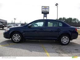 2009 Imperial Blue Metallic Chevrolet Cobalt LS XFE Sedan ...
