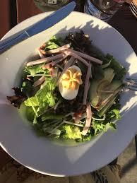 photo of kitchen door napa ca united states chefs salad