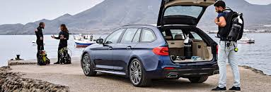 BMW 3 Series bmw 3 series height : BMW 5 Series and Touring size and dimensions guide | carwow