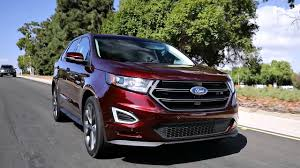 2017 Ford Edge - Kelley Blue Book